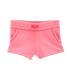 OshKosh B'Gosh® Girls' 2T-4T Solid Shorts