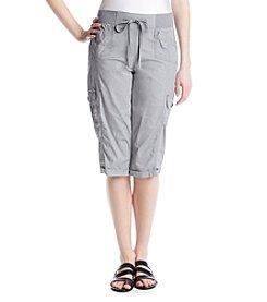 One 5 One® Ripstop Capri Pants
