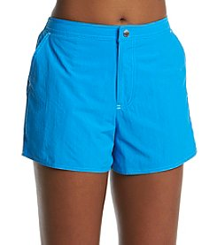 Beach House® Solid Board Shorts