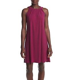 Prelude® Petites' Matte Jersey Dress