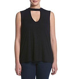 Hippie Laundry Plus Size Keyhole Top