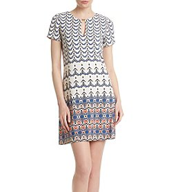 Jessica Simpson Jersey Shift Dress