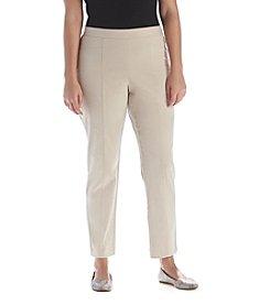 Rafaella® Plus Size Power Stretch Pants