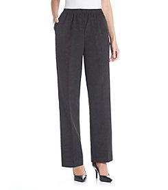 Alfred Dunner® Classic Medium Pants