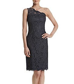 Eliza J® One Shoulder Lace Dress