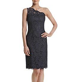 Eliza J® One Shoulder Lace Dress