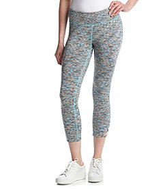 Inspired Hearts® Spacedye Performance Cropped Leggings