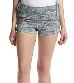 Inspired Hearts® Spacedye Performance Cinch Side Shrt