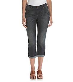 Vintage America Blues™ Boho Crop Capri Jeans