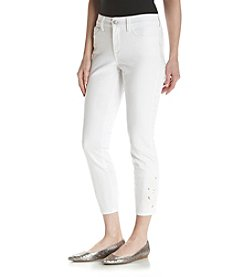 NYDJ® Ankle Eylet Jeans