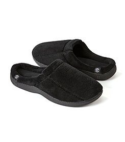 Isotoner Signature® Microterry Slip On Slippers