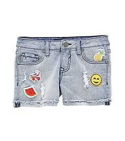 Vigoss® Girls' 7-16 My Seventies Shorts