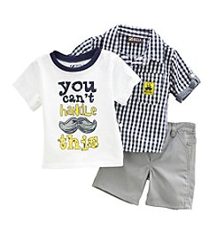 Nannette® Baby Boys' You Can't Handle This Set