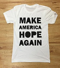 Orchard Street Apparel Make America Hope Again Tee