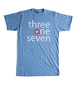 Hoosier Proud Three One Seven Tee