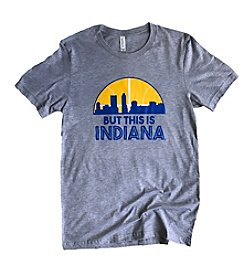 Hoosier Proud But This Is Indiana Tee