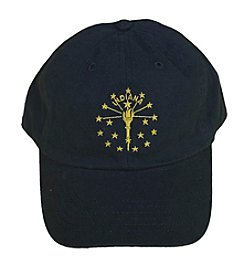 Hoosier Proud Torch & Stars Hat