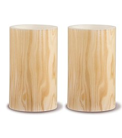 Order Home Collection® Two Piece Flameless Candles With Timer