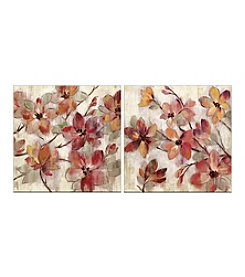Branch Set Of Two Canvas Wall Art