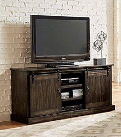 Liberty Furniture Appalachian Trails TV Console