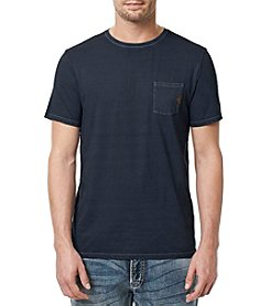 Buffalo by David Bitton Men's Taluck Basic Pocket Tee