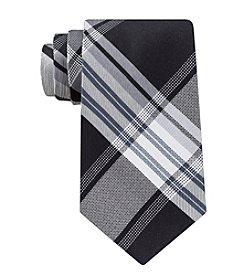 John Bartlett Statements Large Plaid Tie
