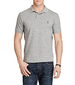 Polo Ralph Lauren® Men's Big & Tall Classic Weathered Mesh Polo