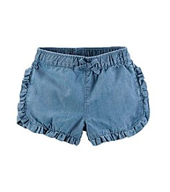 Carter's® Baby Girls' Ruffle Shorts