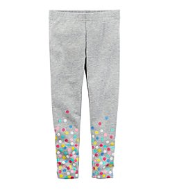 Carter's® Baby Girls' Dot Printed Leggings