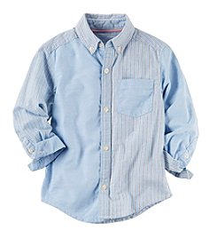 Carter's® Baby Boys' Striped Woven Shirt