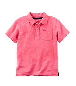Carter's® Baby Boys' Mesh Polo T-Shirt