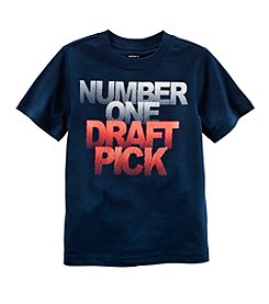 Carter's® Baby Boys' Number One Draft Pick Tee