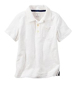 Carter's® Baby Boys' Polo T-Shirt