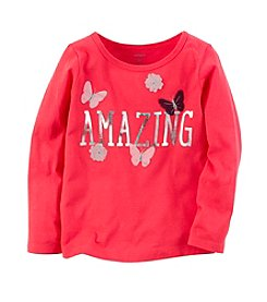 Carter's® Baby Girls' Amazing Butterfly Top