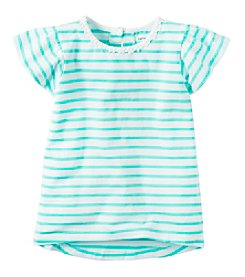 Carter's® Baby Girls' Striped T-Shirt