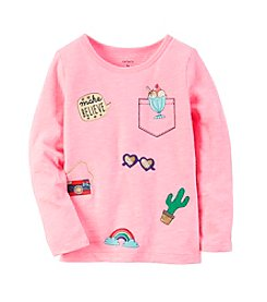 Carter's® Baby Girls' Cool Graphics Top