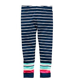Carter's® Baby Girls' Striped Leggings