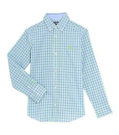 Chaps® Boys' 4-7 Plaid Shirt