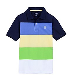 Chaps® Boys' 4-20 Striped Polo Shirt