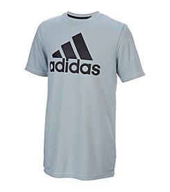 adidas® Boys' 2T-7 Climax Logo Tee