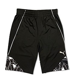 PUMA® Boys' 8-20 Printed Shorts