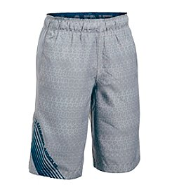 Under Armour® Boys' 8-20 Mania Volley Board Shorts