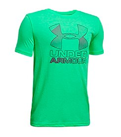 Under Armour® Boys' 2T-20 Big Logo Tee