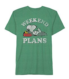Hybrid™ Boys' 8-20 Weekend Plans Tee