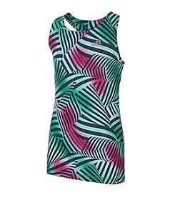 adidas® Girls' 2T-6X Twist Back Tank