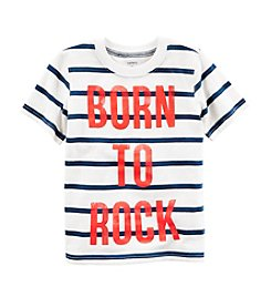 Carter's® Baby Boys' Born To Rock Tee