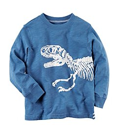 Carter's® Baby Boys Skeleton Dinosaur T-Shirt