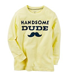 Carter's® Baby Boys Handsome Dude Tee