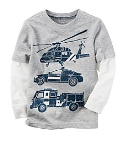 Carter's® Baby Boys Rescue Car Tee