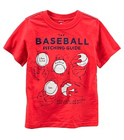 Carter's® Baby Boys' Baseball Tee